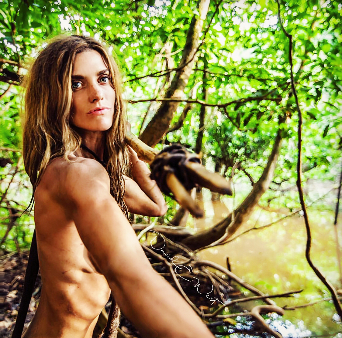 Naked  Afraid - Melissa -7372
